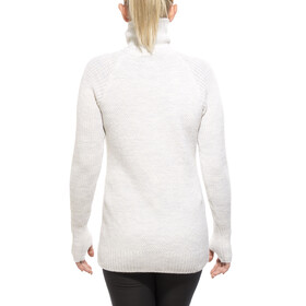 Bergans Ulriken - Couche intermédiaire Femme - blanc